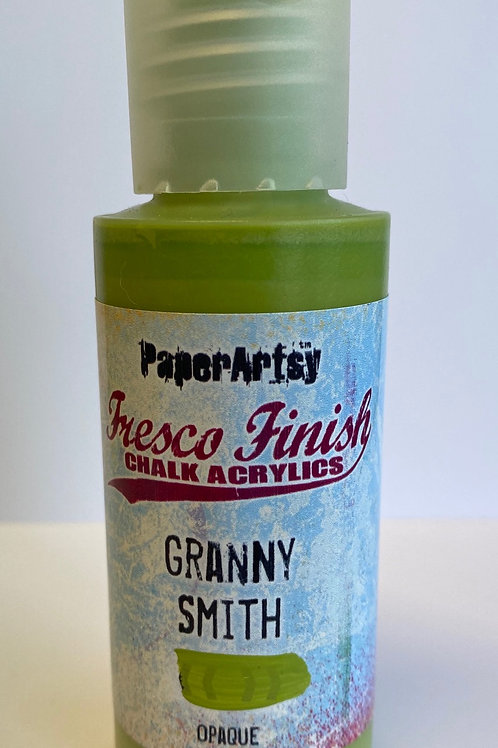 Granny Smith Paint by PaperArtsy