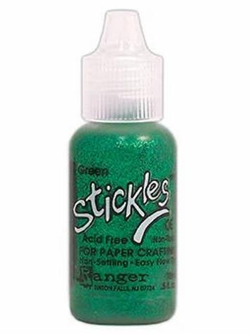 STICKLES - GREEN