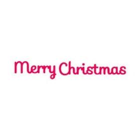 Merry Christmas Die - Presscut
