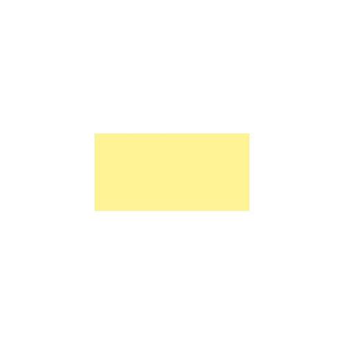 Pale Yellow Zig Clean Color Brush Pen