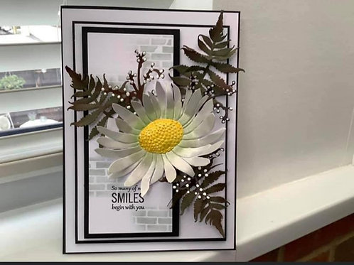 Creative Sweet Poppy Cards with Martine Smith Sunday 11th April 10am GMT
