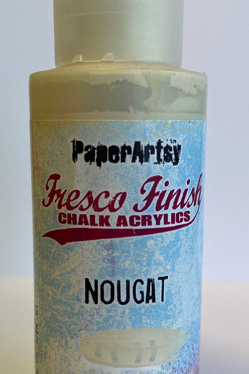 Nougat Paint by PaperArtsy