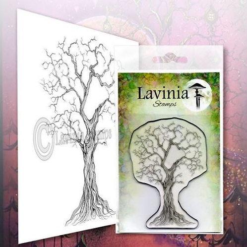 Tree Of Wisdom Stamp by Lavinia