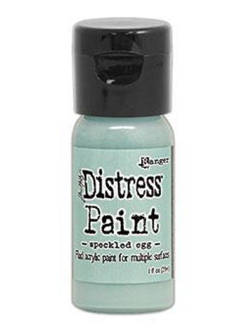 Speckled Egg Distress Paint