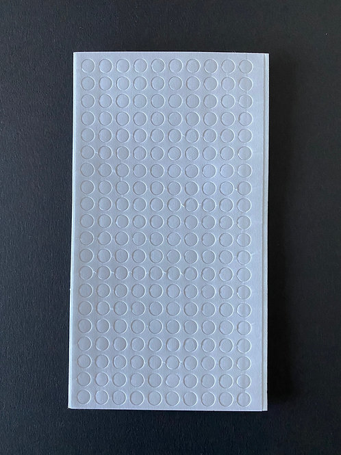 200 Foam Dots 0.24 inch by FMN