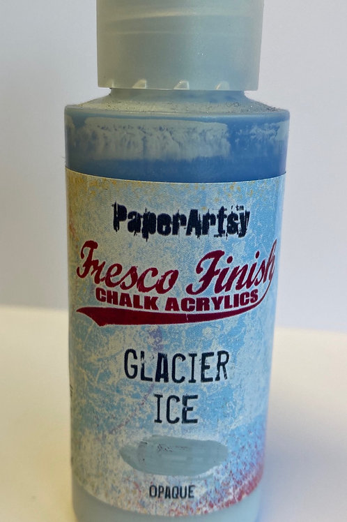 Glacier Ice Paint by PaperArtsy