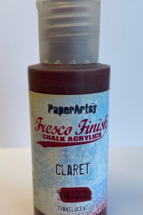 Claret Paint by PaperArtsy