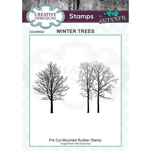 Winter Trees by Andy Skinner