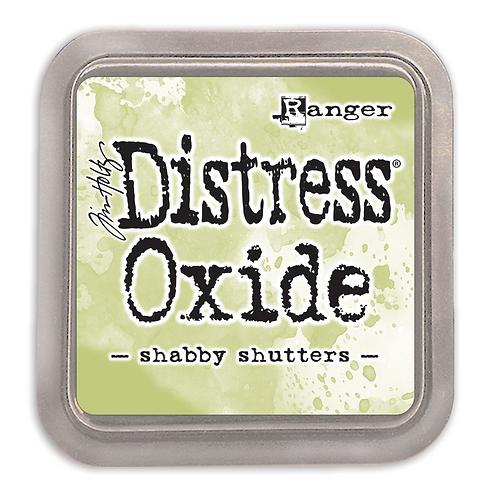 SHABBY SHUTTERS DISTRESS OXIDE