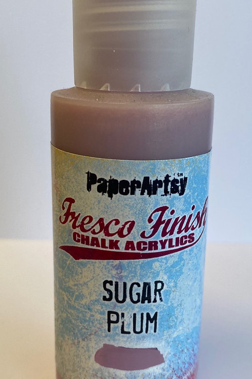 Sugar Plum Paint by PaperArtsy