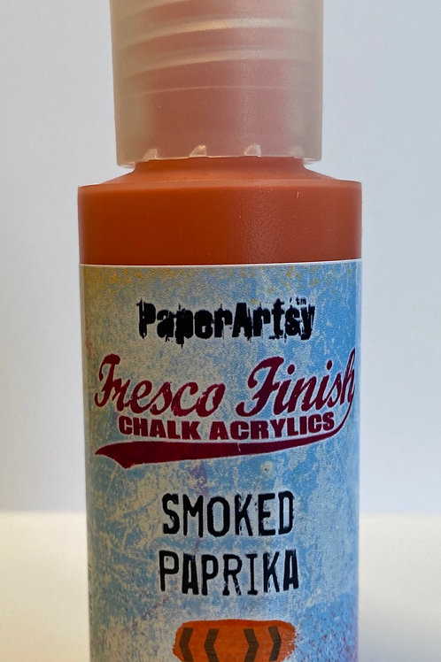 Smoked Paprika Paint by PaperArtsy