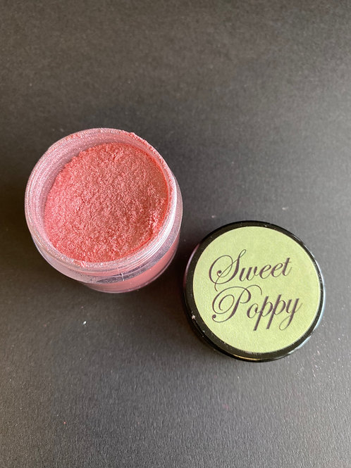 BLUSH PINK SWEET POPPY MICA POWDER -