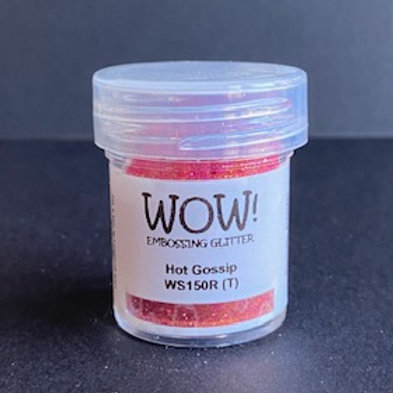 Embossing Powder - Hot Gossip