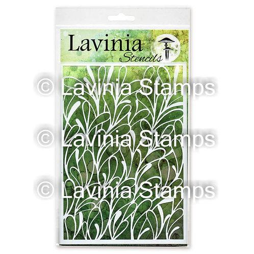Flora Stencil by Lavinia