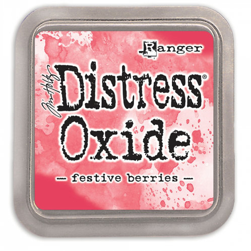 FESTIVE BERRIES DISTRESS OXIDE