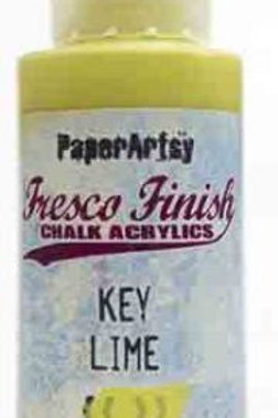 Key Lime Paint by PaperArtsy