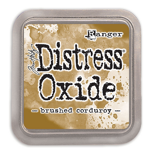 BRUSHED CORDUROY DISTRESS OXIDE