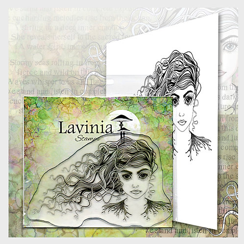 Astrid Stamp By Lavinia