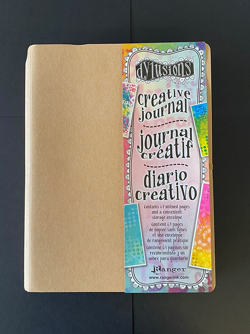 A4 DYLUSIONS JOURNAL