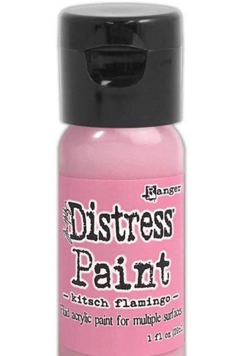 Kitsch Flamingo Distress Paint