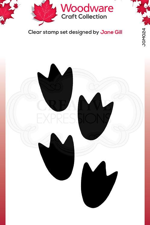 Fuzzies - Mini Reindeer Hooves