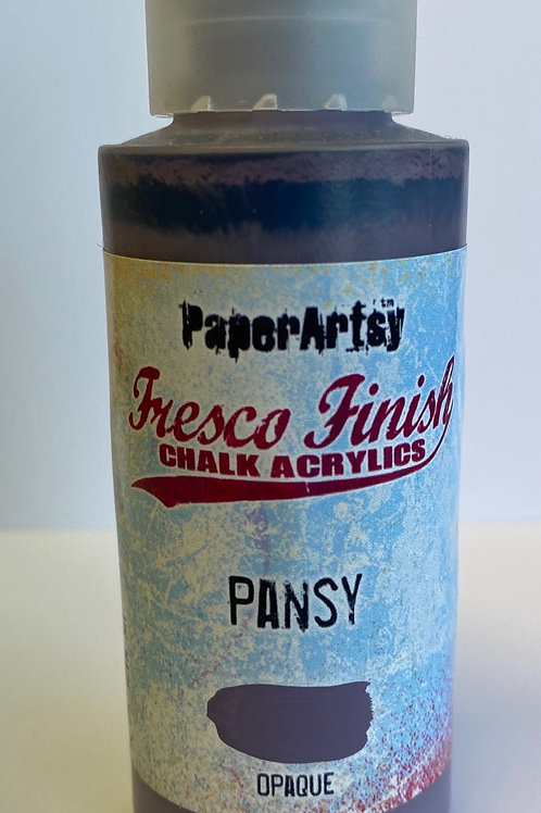 Pansy Paint by PaperArtsy