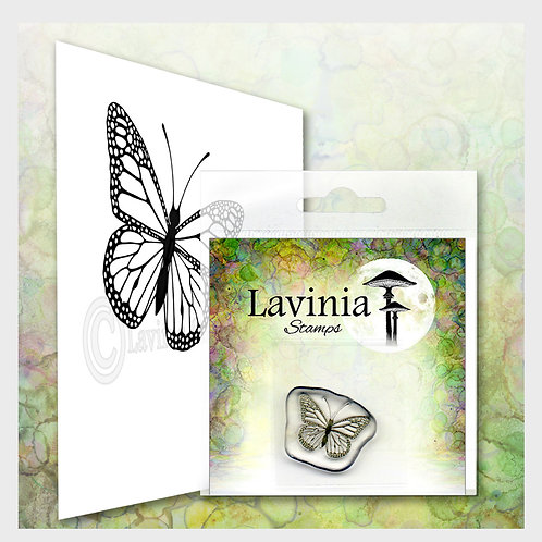 Mini Flutter Stamp by Lavinia