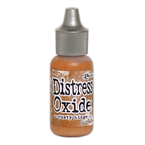 RUSTY HINGE DISTRESS OXIDE RE INKER
