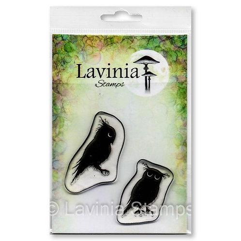 Echo & Drew Stamp Set by Lavinia
