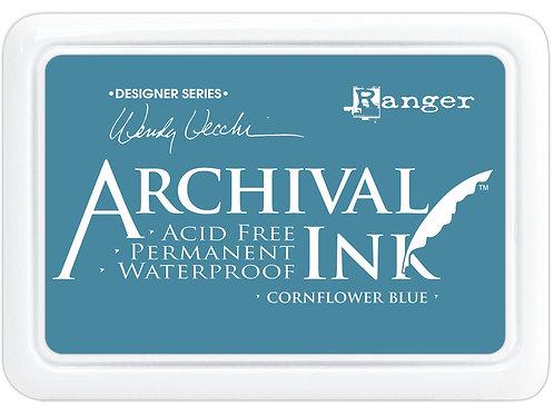 Archival Ink Pad - Cornflower Blue