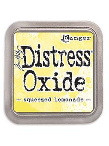 Distress Oxide Ink Pad - Squeezed Lemonade