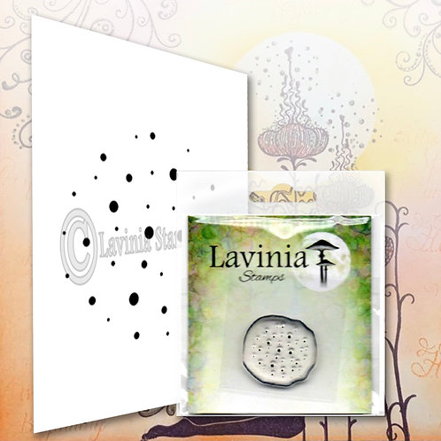 Mini Dots Stamp by Lavinia