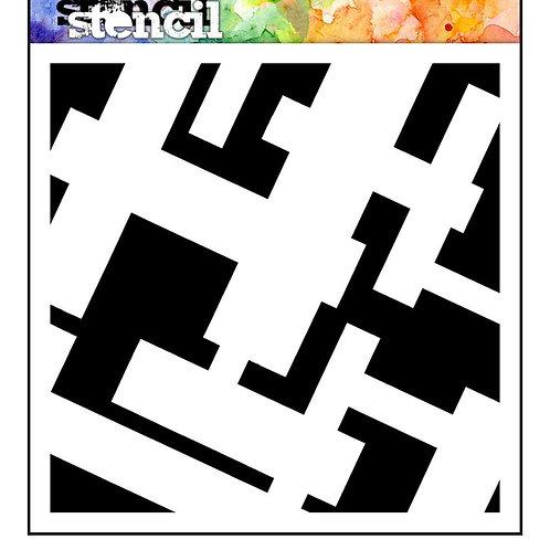 1983 Stencil - Visible Image