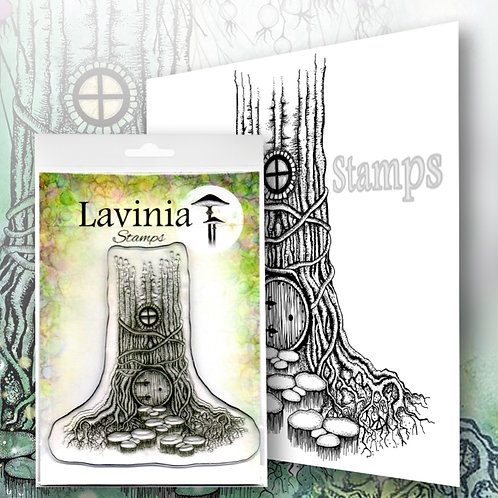 Druids Inn Stamp by Lavinia