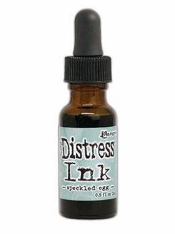 Distress Ink Re-inker - Speckled Egg
