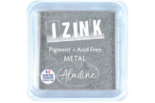 SILVER METAL IZINK PIGMENT INK