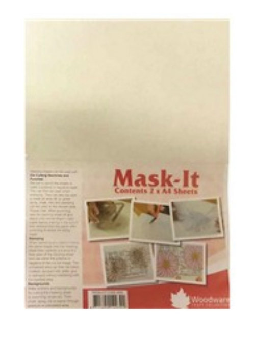 MASK IT A4 SHEETS 2 PACK