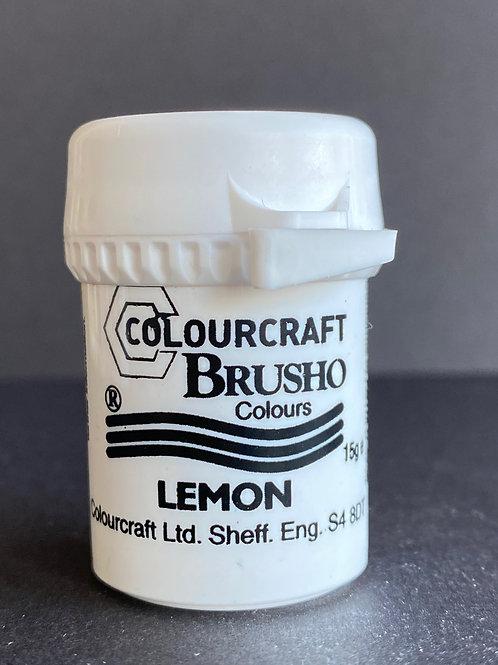 BRUSHO - LEMON