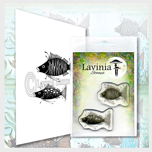 Fish Set Stamps By Lavinia