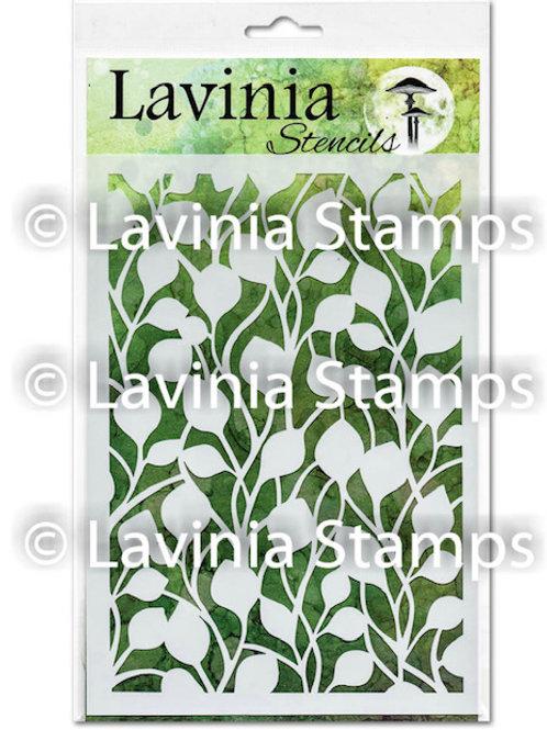 Buds Stencil by Lavinia