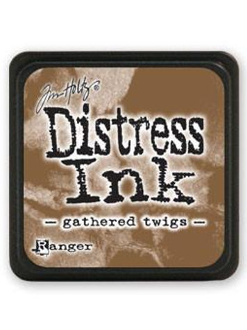 GATHERING TWIGS DISTRESS INK