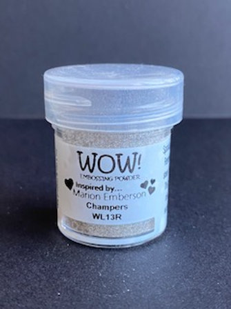 Embossing Powder - Champers