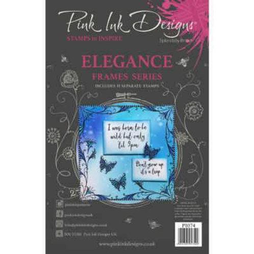 Elegance Stamp by Pink Ink