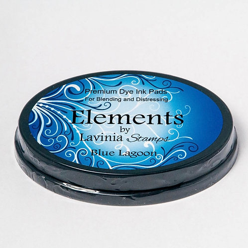 Blue Lagoon Dye Ink Pad by Lavinia