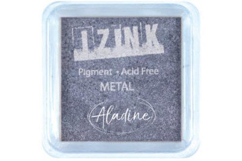 SILVER BLUE METAL IZINK PIGMENT INK