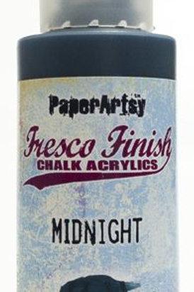 Midnight Fresco Finish PaperArtsy Paint