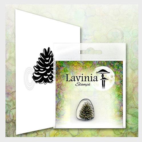 Mini Pine Cone Stamp by Lavinia