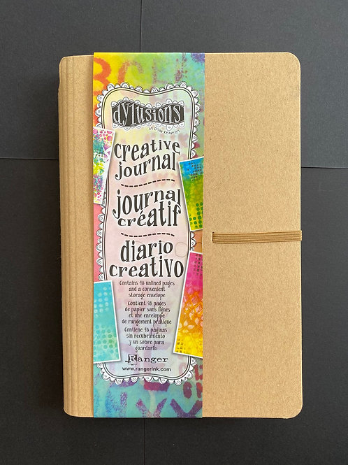 DYLUSIONS A5 JOURNAL