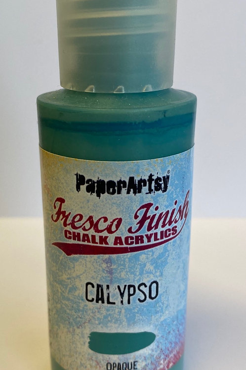 Calypso Paint by PaperArtsy