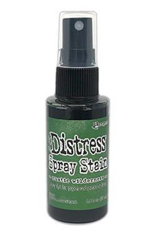 Rustic Wilderness Distress Spray Stain